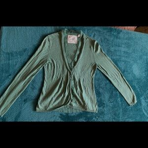 Anthropologie GORGEOUS DETAIL SMALL CARDIGAN